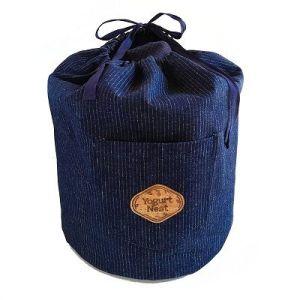 Denim Blue Pocket