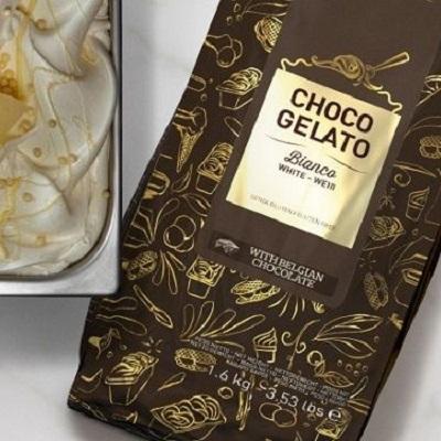 ChocoGelato Bianco