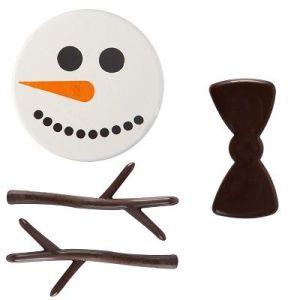 set sneeuwman