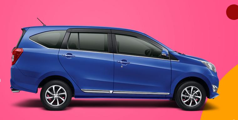 Daihatsu Sigra Mobil terlaris tahun ini