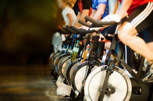 Spinning Bike terbukti ampuh membakar kalori