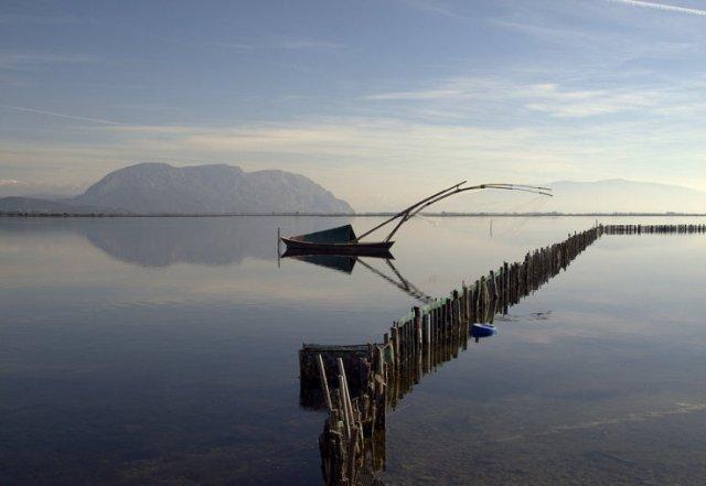 Λιμνοθάλασσα Μεσολογγίου