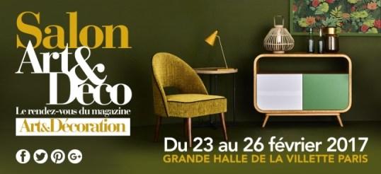 salon art&décoration 2017