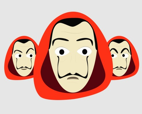 Casa de Papel and Intellectual Property Rights: Masks off!