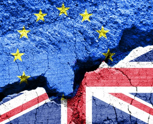 BREXIT: Effect of the transition period on IPRs