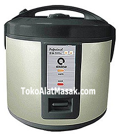 Mesin Rice Cooker Profesional