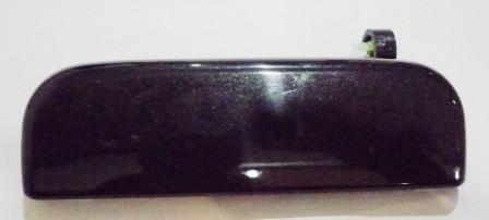 DOOR HANDLE OUTER LEFT HAND D/XENIA BLACK METALIC