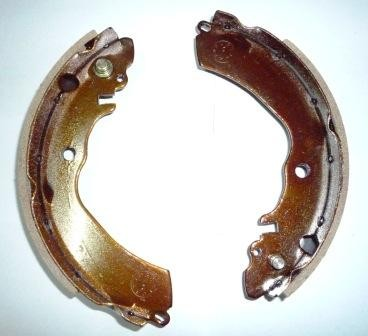 BRAKE SHOE ASSY T/ AVANZA  REAR