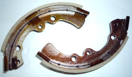 BRAKE SHOE ASSY T/ KIJANG SUPER FRONT
