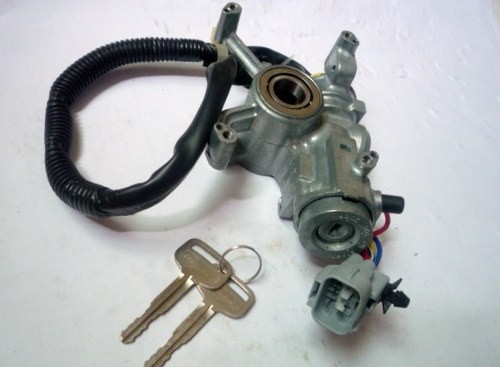 HOUSING IGNITION STATER ASSY T/ RINO 125HT