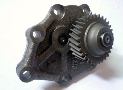 OIL PUMP ASSY T/RINO 125HT
