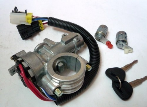 HOUSING IGNITION STATER ASSY M/FE74 INTERCOOLER