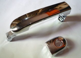 DOOR HANDLE OUTER RIGHT HAND N/GRAND LIVINA FRONT