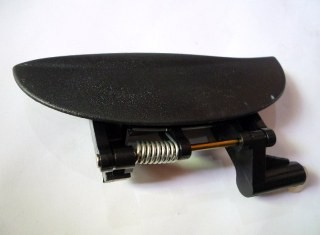 DOOR HANDLE OUTER HYUNDAI ATOZ RIGHT HAND FRONT