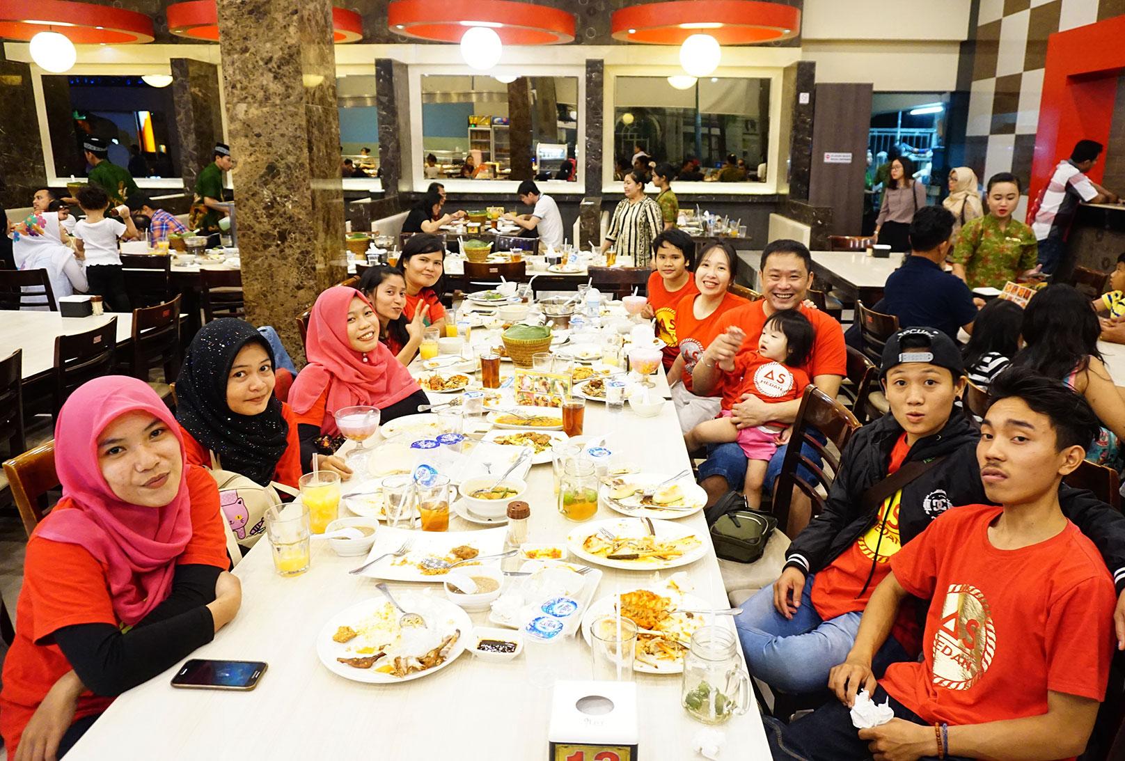 Bukber Kru As Medan 2017