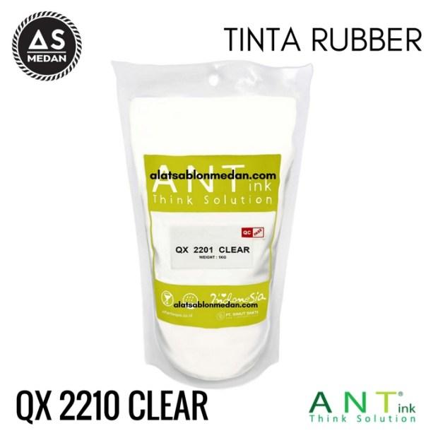 Tinta Sablon Kaos Ant Ink QX Clear