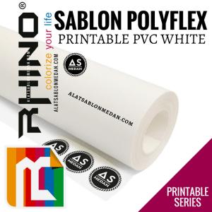 Polyflex Korea Rhino Printable PVC White