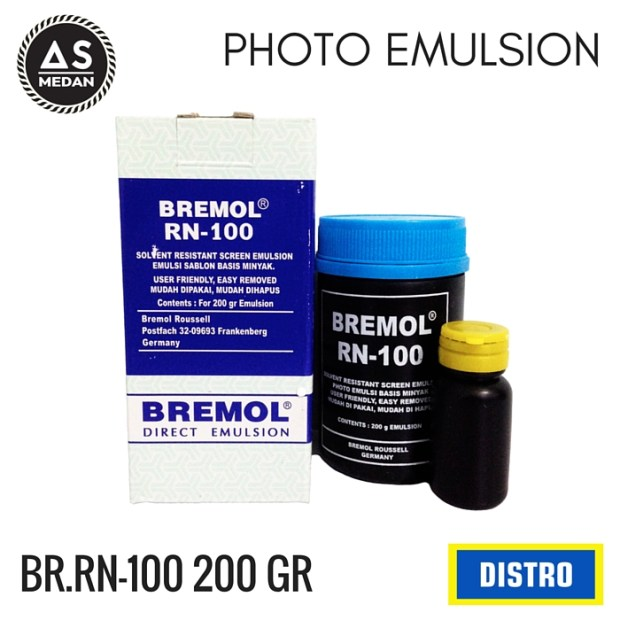 PHOTO EMULSION BREMOL RN-100