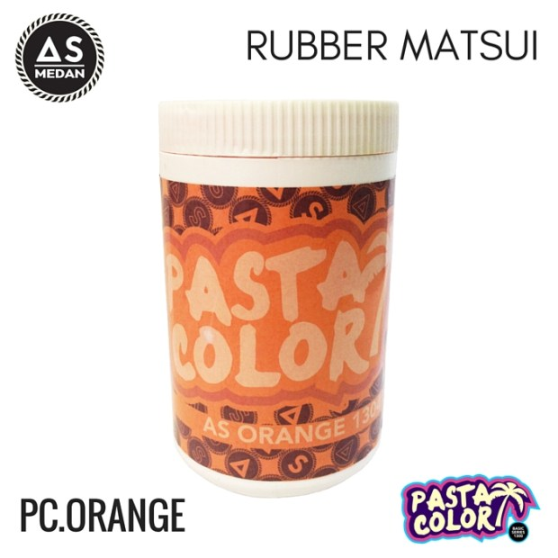 MATSUI PASTA COLOR ORANGE