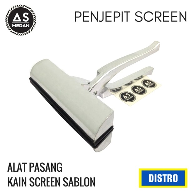 ALAT PASANG KAIN SCREEN SABLON