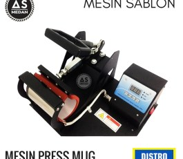 Alat Sablon Digital Mesin Press Mug Standar