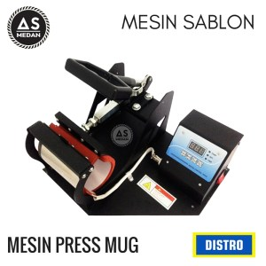 Mesin press mug