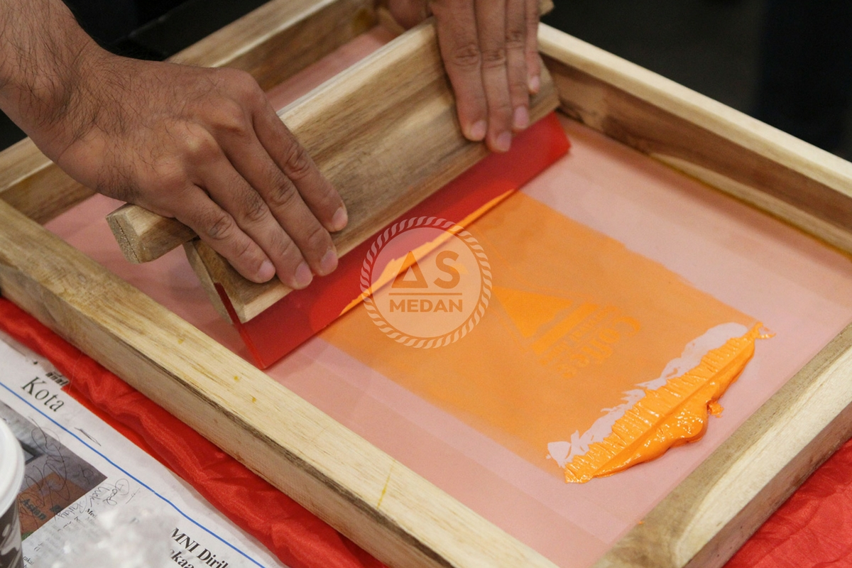 Basic Screen Printing, 31 Juli 2016