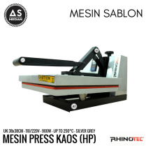 MESIN HOT PRESS RHINOTEC