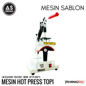 MESIN PRESS TOPI RHINOTEC