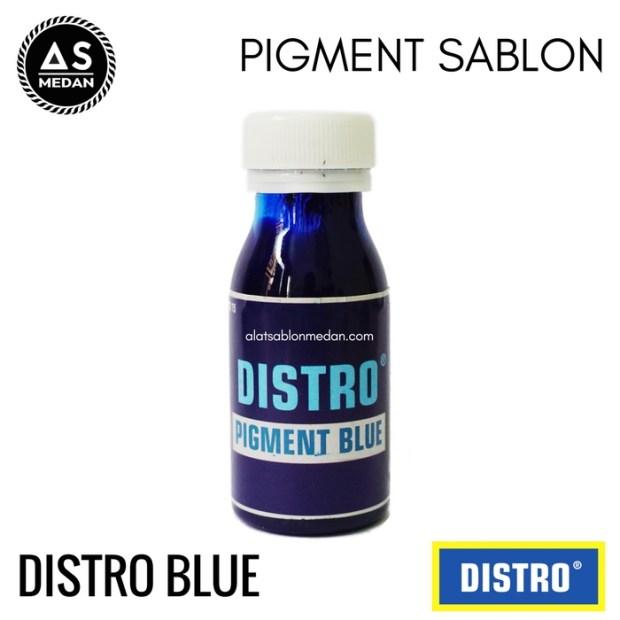 Biang Warna Sablon Distro Blue