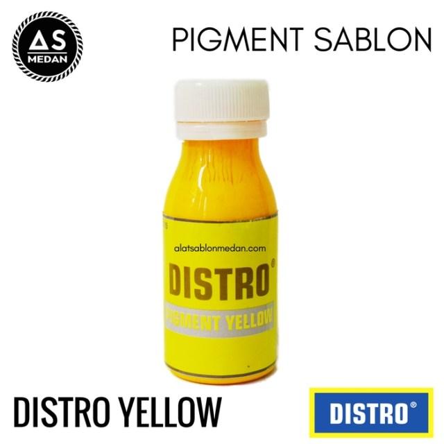 Biang Warna Sablon Distro Yellow