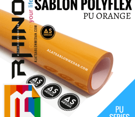 Rhinoflex PU Orange | Polyflex Korea
