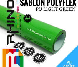 Rhinoflex PU Light Green | Polyflex Korea