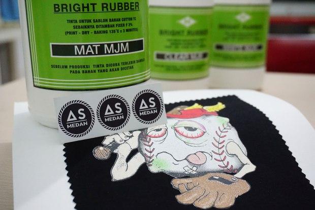 Tinta Matsui Bright Rubber Mat MJM