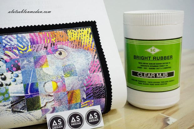 Tinta Matsui Bright Rubber Clear MJB