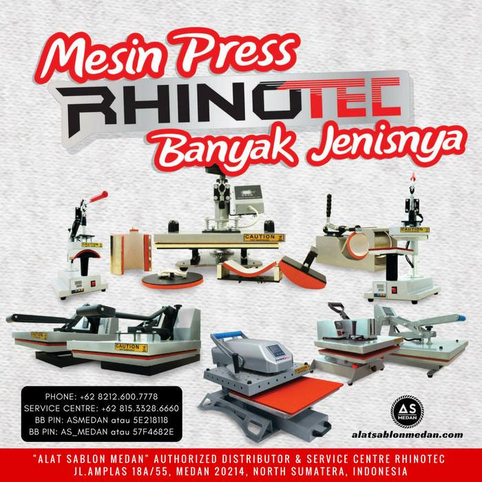 Rhinotec Mesin Press
