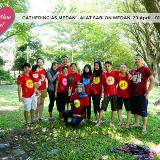 Gathering AS MEDAN 29 April - 01 Mei 2017