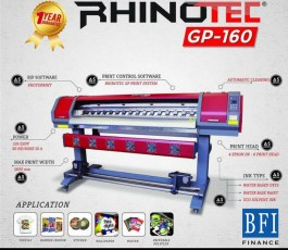 Mesin Digital Printing Indoor Rhinotec GP160
