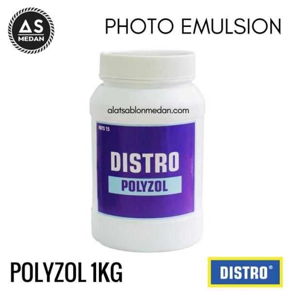 Obat Afdruk Sablon Distro Polyzol