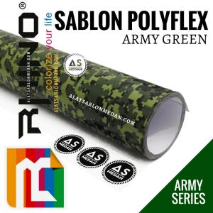 Polyflex Korea Rhino Army