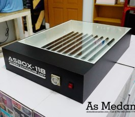 Alat Sablon Meja Afdruk Sablon Manual Distro Asbox-118