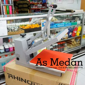 Mesin Press Kaos Rhinotec RTP01 900watt