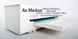 As Medan Official Distributor Silhouette Cameo Curio Portrait Mints
