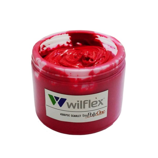 Tinta Plastisol Wilflex OPSC Scarlet