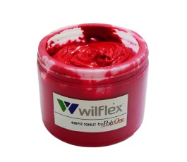 Tinta Plastisol Wilflex OPSC Scarlet 500 Gram