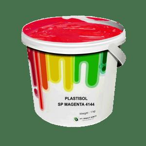 Tinta Plastisol Ant Ink Separasi Magenta