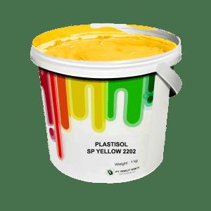 Tinta Plastisol Ant Ink Separasi Yellow