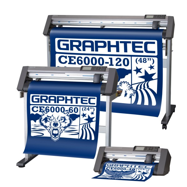 Mesin cutting sticker graphtec ce6000 series