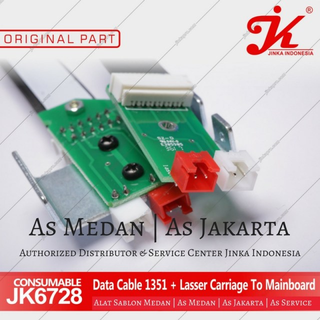 kabel data mesin cutting jinka