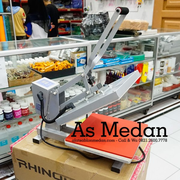 Mesin Press Kaos High Pressure Rhinotec